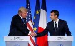 США объявили о 25-процентных пошлинах на товары из Франции на $1,3 млрд